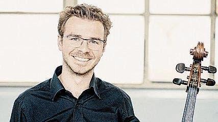 Benjamin Nyffenegger, künstlerischer Leiter der neuen Kammermusikreihe der SeetalClassics.