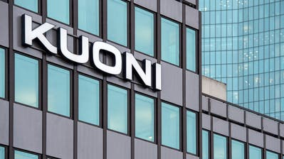 Auch einige Filialen von Kuoni werden verschwinden. (Keystone)