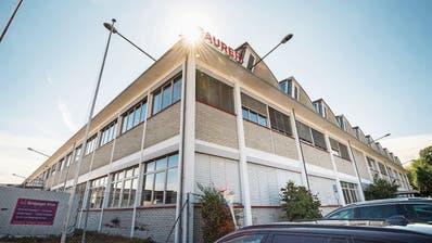 In einer der Arboner Saurer-Hallen soll ein Freizeitpark samtKartbahn entstehen