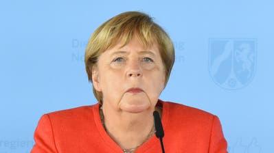 Angela Merkel anerkennt die Wahl Alexander Lukaschenkos nicht an. (Archivbild: Keystone)