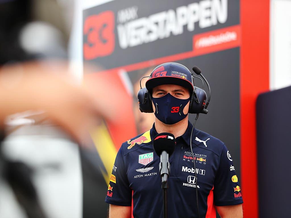 Max Verstappen hätte das Rennen ohne den zusätzlichen Boxenstopp gewonnen