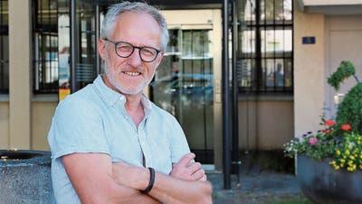 Solidarität, Sicherheit, Nachhaltigkeit: Für diese Werte steht das Steinacher Urgestein Andreas Lutz ein.
