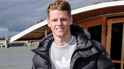 «Bei Hertha war ich nicht erste Wahl», sagt Omlin über ein Angebot aus der Bundesliga. (Georgios Kefalas/Keystone (Basel, 11. Juli 2020))
