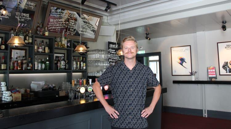 Neuer CEO der Ski Lodge Engelberg: Der Schwede Hugo Magnusson (31). (Bild: Nino Gisler (Engelberg, 21. August 2020))