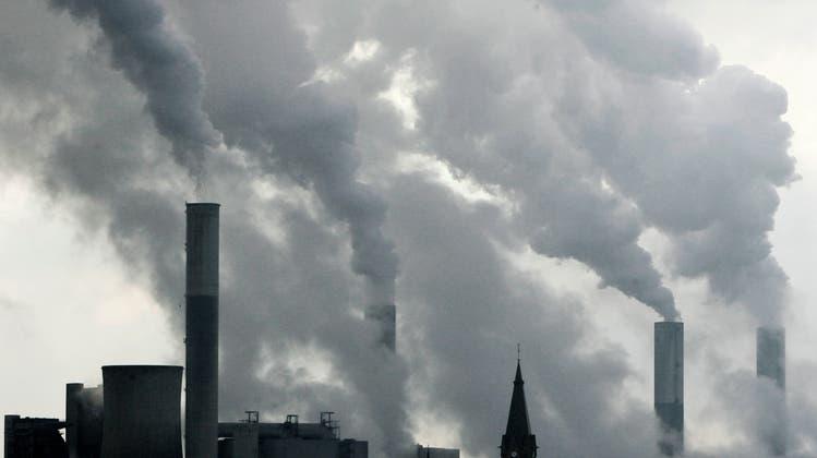 Der menschengemachteCO2-Anstieg übertrifft Entwicklungen von früheren Warmzeiten. (Symbolbild) (Keystone)