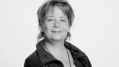 Sandra Monika Ziegler. (Bild: Pius Amrein)