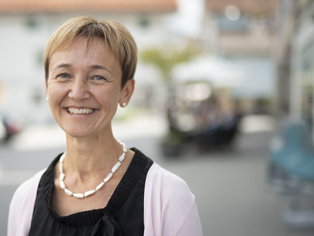 Monika Rüegg Bless wurde am Sonntag in die Innerrhoder Standeskommission (Regierung) gewählt.