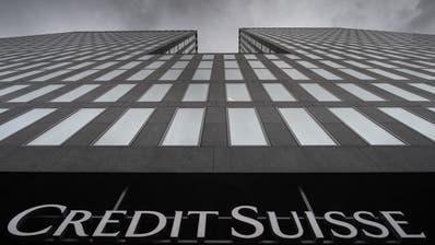 Die Credit Suisse geht davon aus, dass die Schweiz vergleichsweise glimpflich durch die Krise kommt. (Keystone)