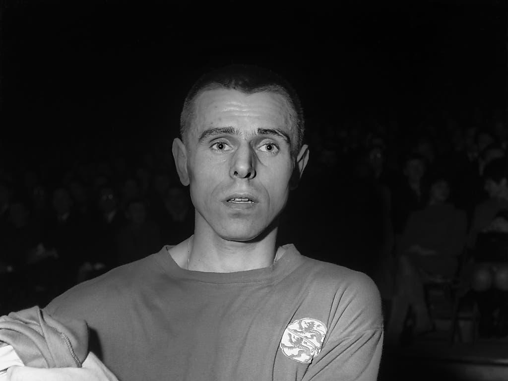 Timo Konietzka wechselte 1967 in die Schweiz zum FC Winterthur