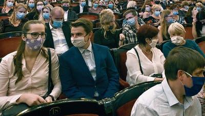 Eintritt nur noch mit Maske: Konzert und Theater St.Gallen verkündet neues Schutzkonzept