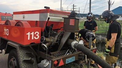 Die Feuerwehren der Region sind trotz Corona allzeit einsatzbereit – beim Übungsbetrieb gibt es aber Unterschiede