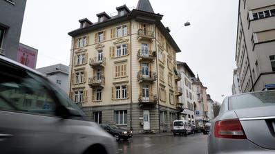 In der Murbachstrasse 20 wird alle zwei Wochen ein Drug Checking angeboten. (Bild: Pius Amrein (neue Lz) / Neue Luzerner Zeitung; Luzern, 20.12.2008)