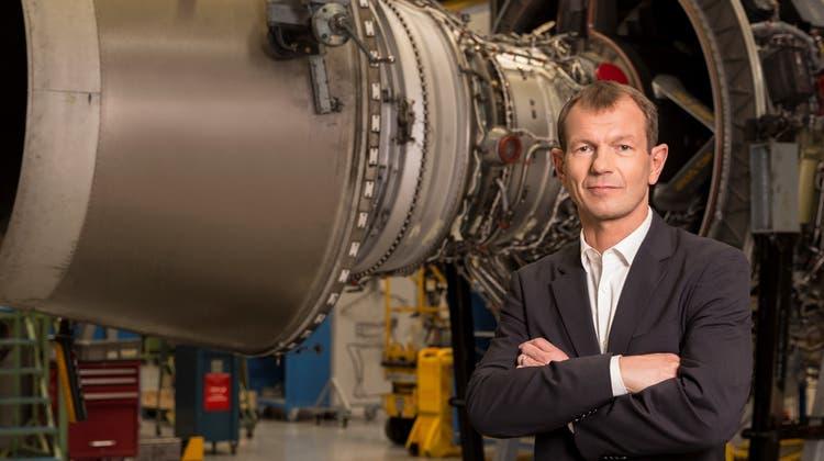 André Wall tritt seine Stelle als neuer CEO von Ruag International spätestens ab dem 1. Januar 2021 an. (HO)