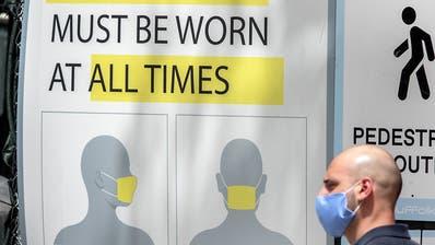 US-Gesundheitsbehörde weicht Corona-Test-Richtlinien auf