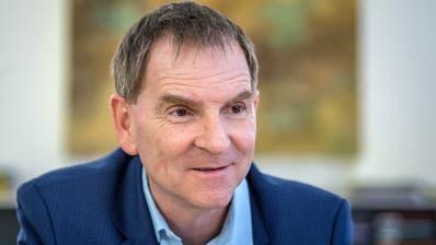 Peter Jans hofft auf ein deutliches Ja am 27. September. (Michel Canonica)