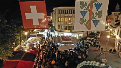 Für die ganze Schweiz und alle Weinfelder - aber nicht in diesem Jahr. Die Wega wird viel kleiner. (Bild: Mario Testa (Weinfelden, 29. September2018))