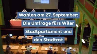Wil wählt: Finden Sie Ihre passenden Kandidierenden für das Stadtparlament und den Stadtrat mit unserer Umfrage
