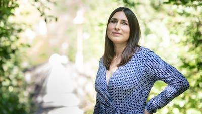 «Politisch müsste ich viel dazulernen», sagt die 41-jährige Linda Signer. (Bild: Andrea Stalder)