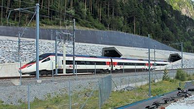 Gotthard-Basistunnel (Zvg / WOZLZB)