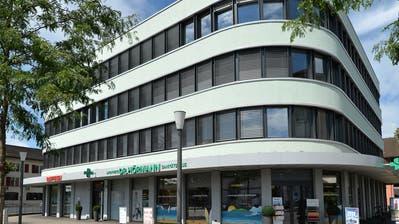 An der Bahnhofstrasse 12 in Weinfelden befindet sich unter anderem das Bezirksgericht. (Reto Martin)