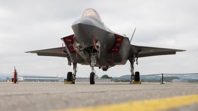 Norwegen hat die Lockheed Martin F 35 gekauft. In der Schweiz ist das Flugzeug noch im Rennen - gemeinsam mit drei Konkurrenten. (Peter Klaunzer/Key (Payerne, 7. JUni2019))