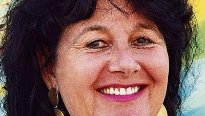 Stadträtin Madeleine Rickenbach.