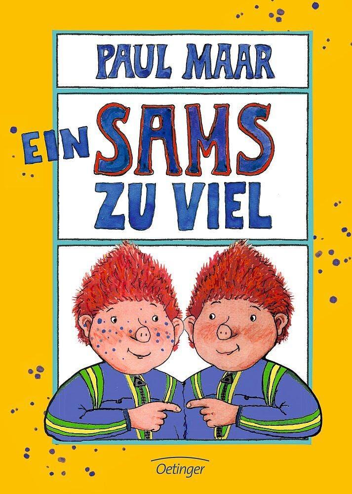 Laut, frech, gepunktet: Das Sams treibt Pippi auf die Spitze – in Serie.