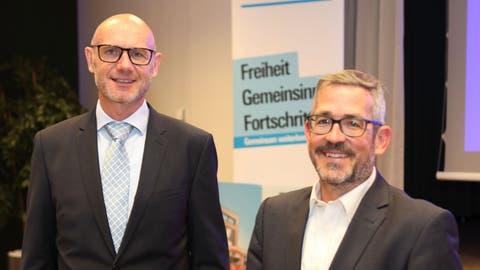 Raphael Bodenmüller ist der neue Chef der Nidwaldner FDP