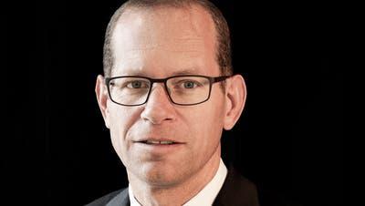 Der zurücktretende Udligenswiler Gemeindepräsident Thomas Rebsamen. (Bild: PD)