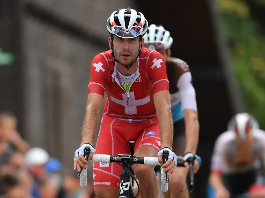 Küngs Teamkollege Sébastien Reichenbach beim Critérium du Dauphiné