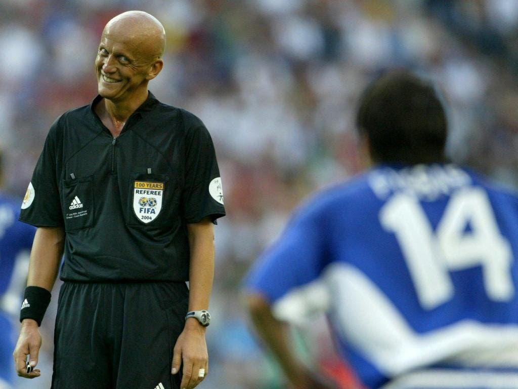Aber auch Humor, Mitgefühl und Freude zeichneten Collinas Schaffen als Schiedsrichter aus