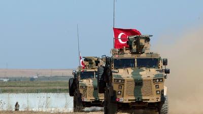 Rüstung für die Türkei in Millionenhöhe auch nach Syrien-Einmarsch
