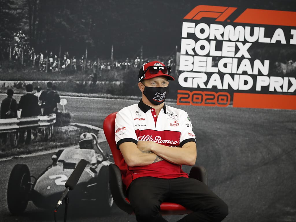 Kimi Räikkönen muss weiter auf seinen ersten WM-Punkt in diesem Jahr warten