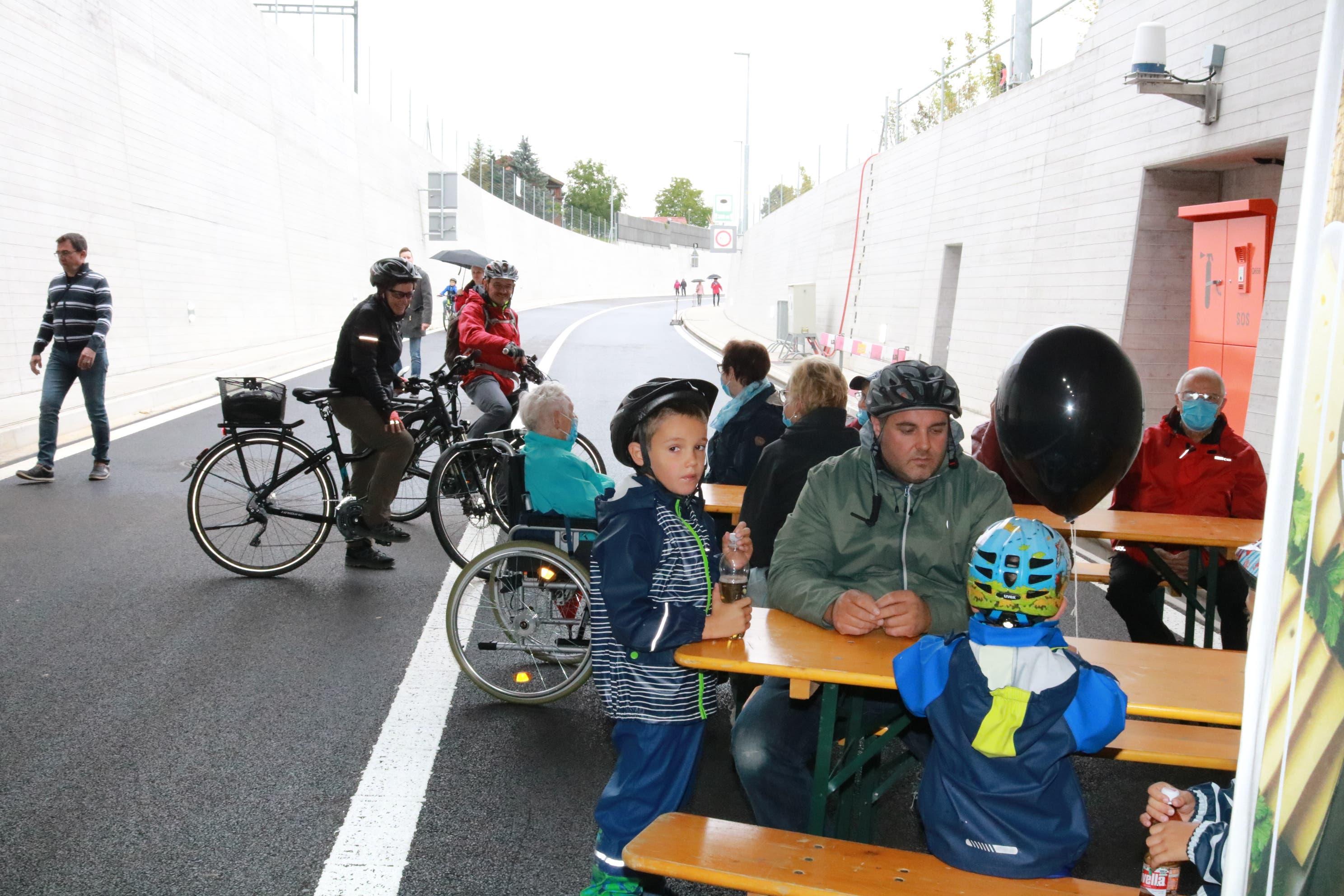 Open Street Day Bütschwil.