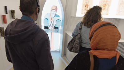 Erhielt Geld aus Katar: das Museum der Islamischen Zivilisationen. (Bild: Laurent Gillieron/Keystone)