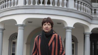 Barbara Zürcher, Kuratorin im Haus für Kunst Uri. (Bild: Florian Arnold/Neue Urner Zeitung)