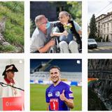 Printscreen Instagram Luzernerzeitung (Stand: 31. Januar 2019)