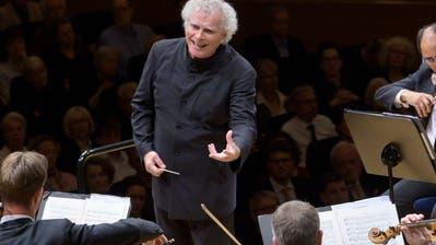 LUCERNE FESTIVAL Sommer-Festival 2019:Sinfoniekonzert 23: Sir Simon Rattle leitet das London Symphony OrchestraLuzern, den 10.09.2019Copyright: LUCERNE FESTIVAL/ Priska Ketterer
