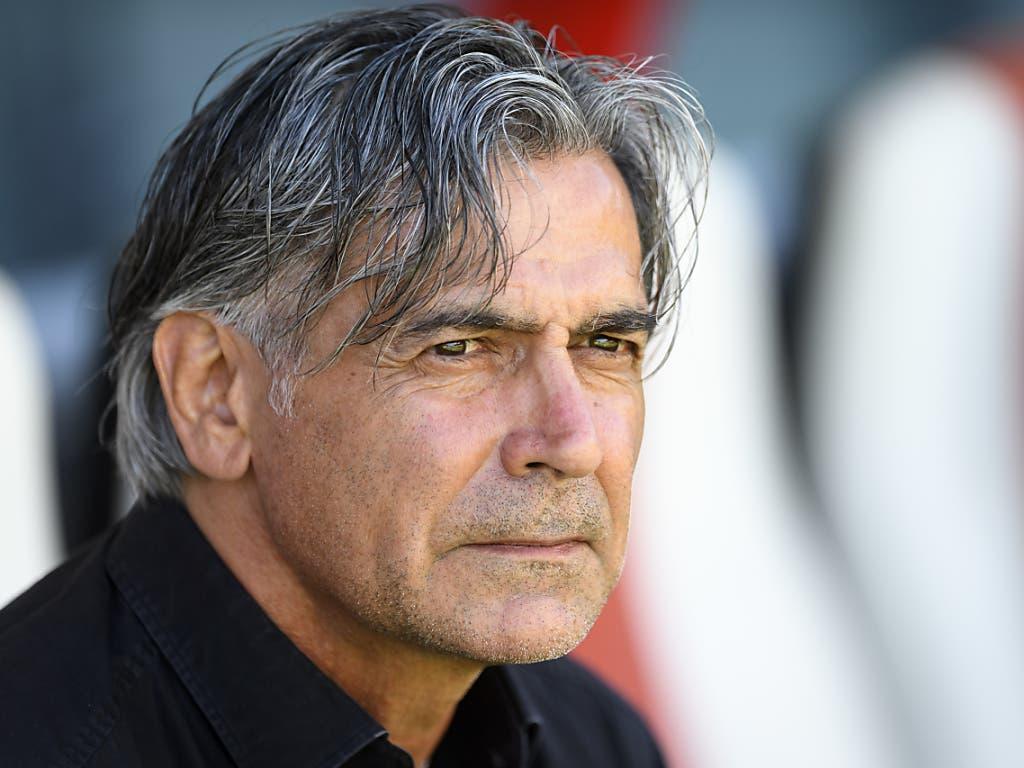 Maurizio Jacobacci führte Lugano in ein Hoch
