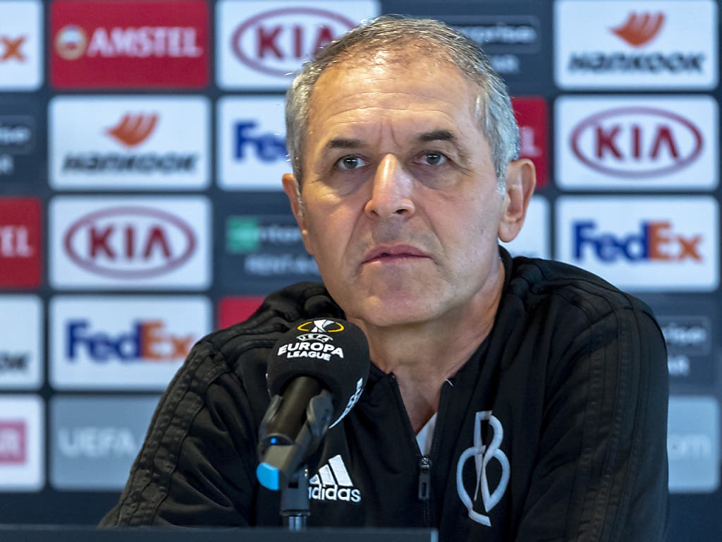 Marcel Koller darf sich mit dem FCB berechtigte Hoffnungen auf den Viertelfinal-Einzug in der Europa League machen