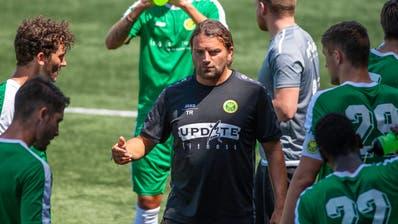 Er liebt Herausforderungen: Brühls Trainer Heris Stefanachi wird mit einem jungen Team zur Cup-Quali nach Köniz fahren. (Bild: PD/SCB)
