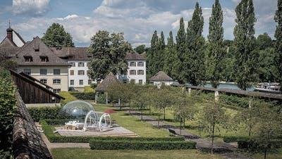 Die temporäre Nutzung «Hallo Chur» in der Bündner Hauptstadt. (Bilder: Hanspeter Schiess)
