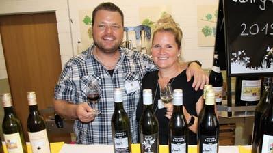 Die junge Generation übernimmt das Weingut Egloff im Fahrhof in Niederneunforn
