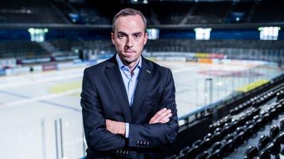 Der EVZ-Manager will 5700 Sitzplätze im Stadion besetzen: «Wir können uns diese Schockstarre nicht mehr leisten»