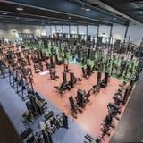 Das modernste Sportzentrum der Schweiz steht in Cham – ein Blick hinter die Kulissen