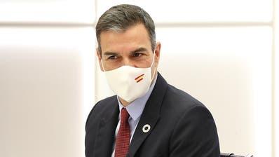Spaniens Regierungschef: Corona-Neuausbrüche «besorgniserregend»