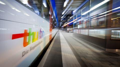 Thurbo hat den grössten Anteil am Regionalverkehr im Kanton St.Gallen. (Chris Mansfield)