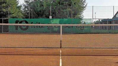 350'000 Franken für Sanierung von Tennisplätzen:Gemeinde Widnau leistet zinsloses Darlehen