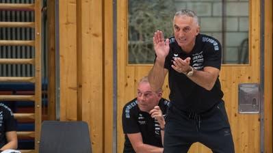 Goran Perkovac im Element: «Wir waren so schnell, die Berner hatten keinen Stich.» (Boris Bürgisser (Kriens, 2. September 2020))