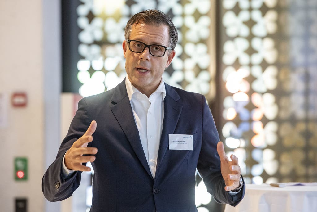 CEO André Helfenstein gibt Details zum neuen Angebot bekannt.